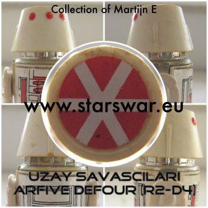 Uzay Arfive Defour (R2-D4)