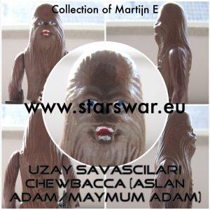 Uzay Chewbacca (Aslan Uzay Adam_Maymum Adam)