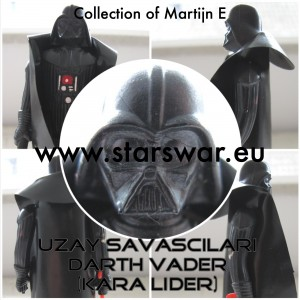 Uzay Darth Vader (Kara Lider)