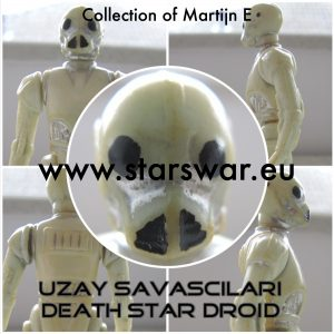 Uzay Death Star Droid