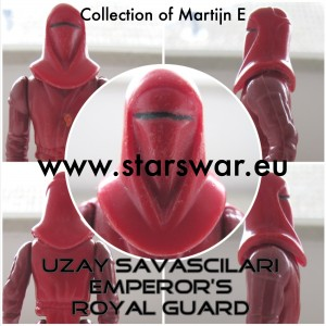 Uzay Emperor's Royal Guard