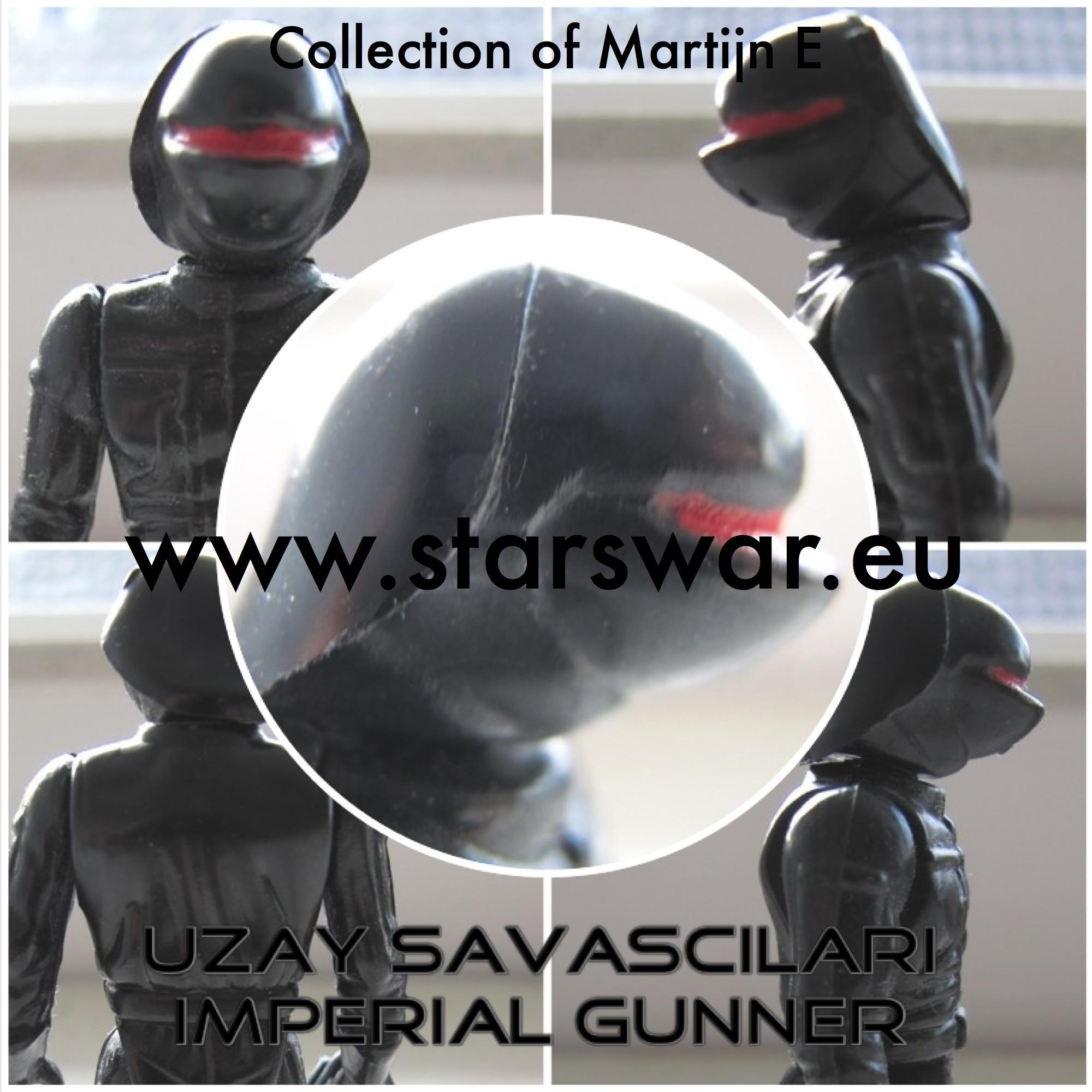 Uzay Imperial Gunner