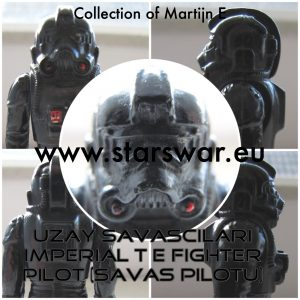 Uzay Imperial T E Fighter Pilot (Sauas Pilotu)