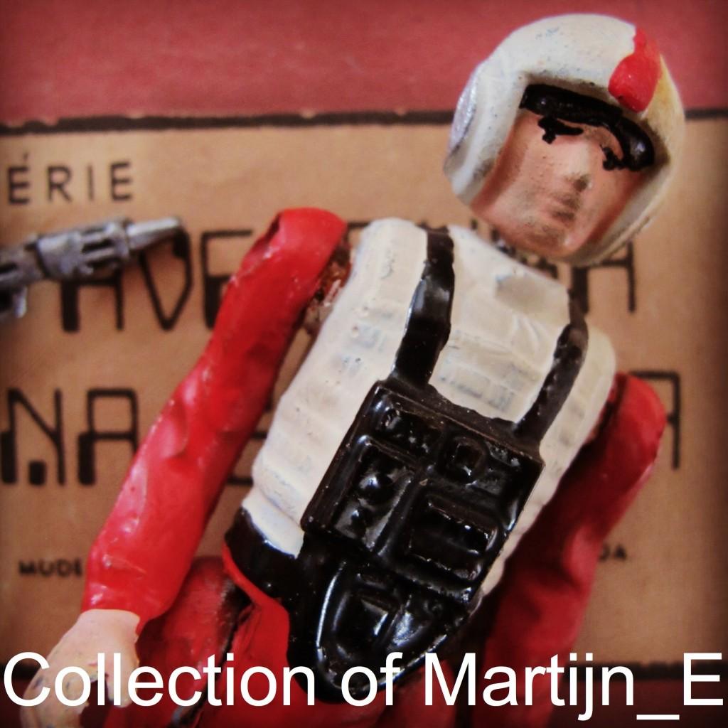 Luke X-Wing Pilot