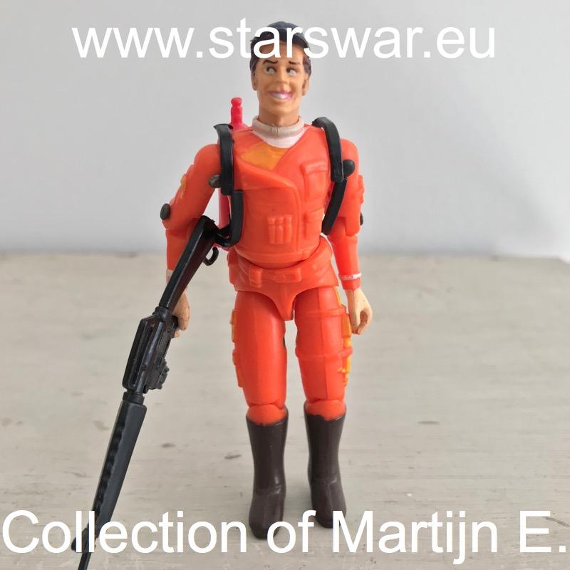 Murdock (orange version closed jacket)