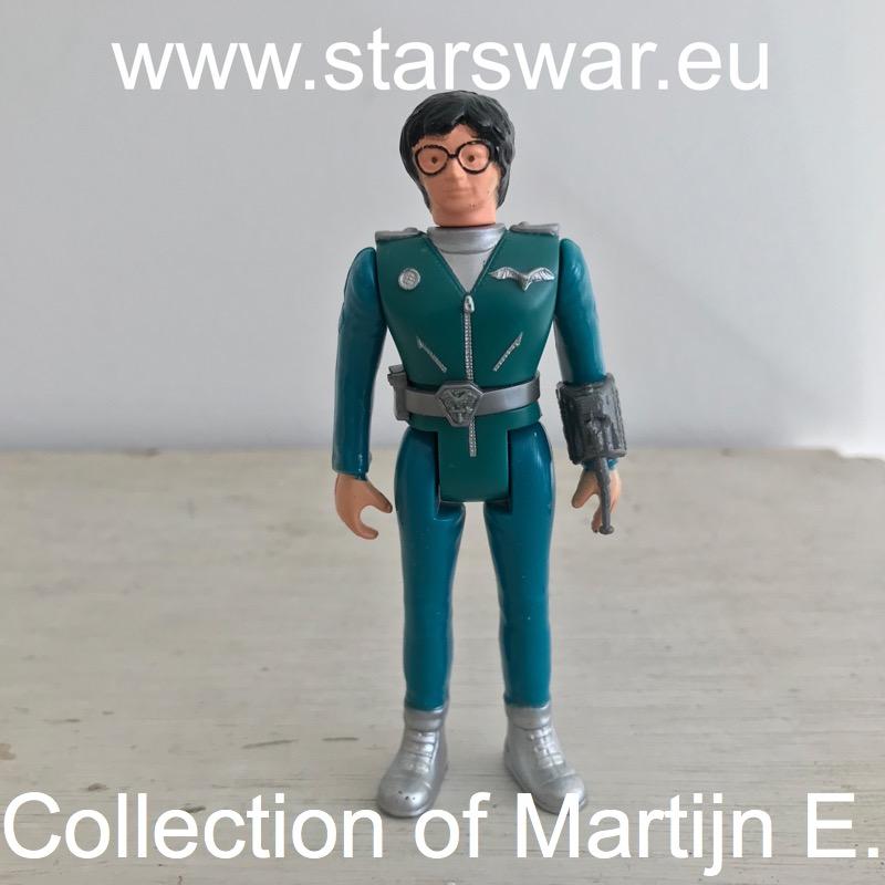 Lieutenant Hiro